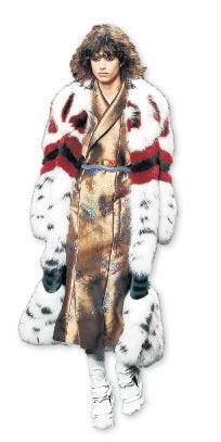 Lagerfeld krallığı