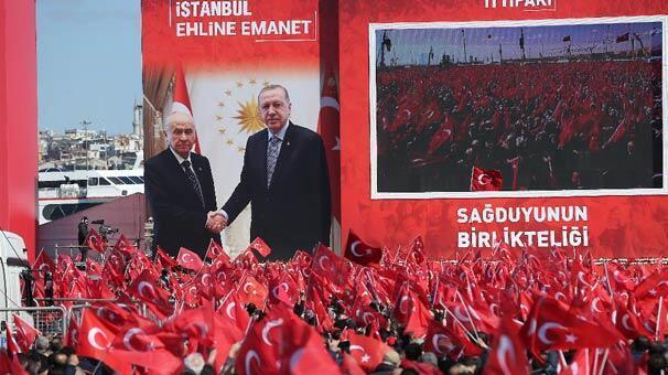 MHP lideri Bahçeliden sert sözler: Gelin de görelim