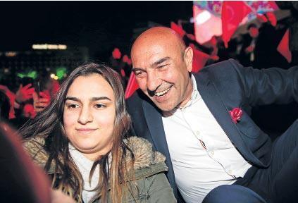 İzmir'in yeni  başkanı Soyer