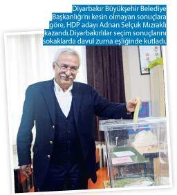 HDP Güneydoğu'da kalesini kaybetti