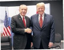 Trump, Erdoğan'a F-35 ile ilgili ne demiş