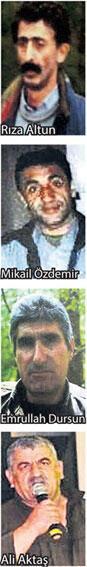 PKK'nın lider kadrosu çökertildi