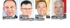 Büyükşehir ve 13 belediye Cumhur İttifakı'nda