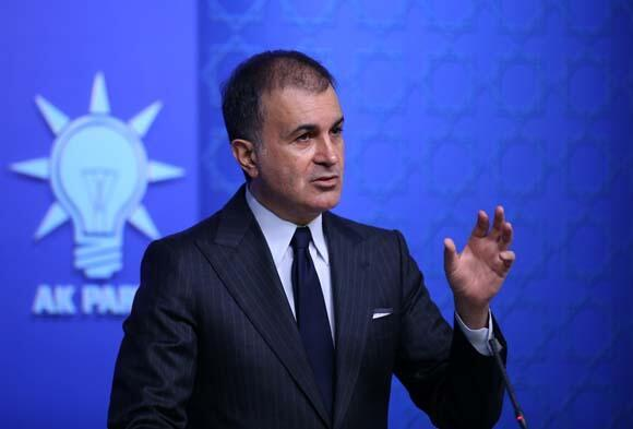 Son dakika | AK Parti Sözcüsü Çelikten önemli açıklamalar