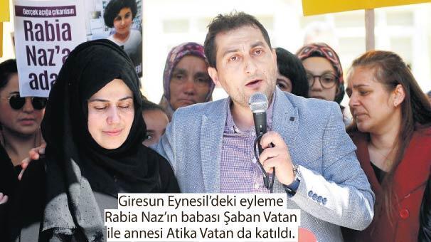 İşte adım adım Rabia Naz olayı