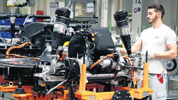 Otomobil üretimine 'kaykay' modeli...