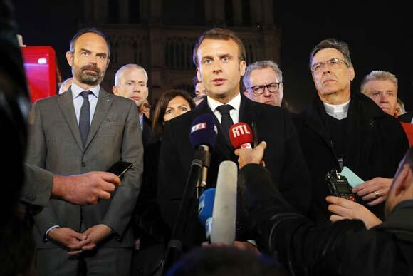Macron dünyayı sarsan olayla ilgili konuştu: 5 yılda...