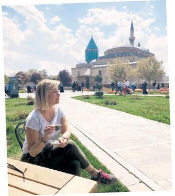 Mevlana'nın şehri Konya'dan güzel haberlerim var...