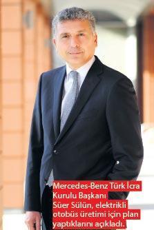 Mercedes yatırıma  'elektrik' verecek
