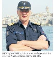 'Anadolu NATO'ya büyük güç katacak'