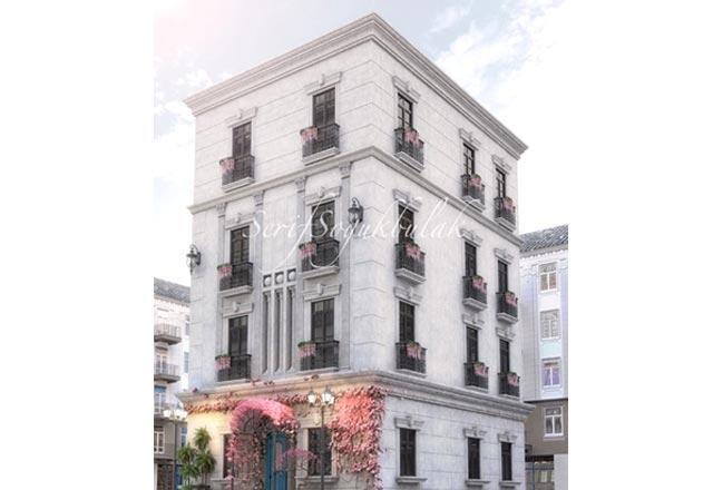 Sultanahmet'te Bir Tasarım Otel