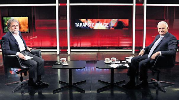 AK Parti İstanbul adayı Binali Yıldırım, CNN TÜRK canlı yayın konuğu oldu: İstanbullular bilsin istiyorum