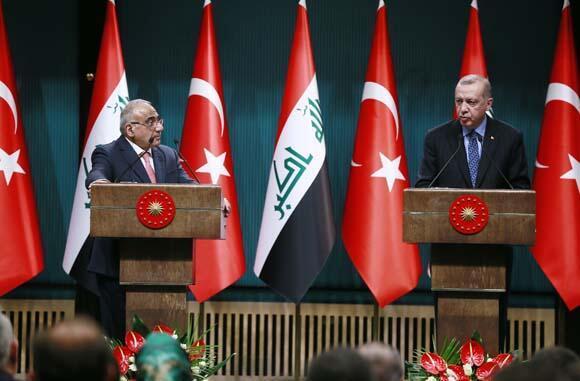 Son dakika   Cumhurbaşkanı Erdoğan karar verdik diyerek açıkladı: Türkiye-Irak arasında...