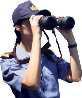 Mavi Vatan'ın kadın subayları