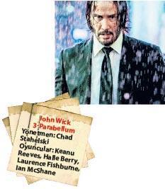 Aksiyon dünyası artık  John Wick'ten sorulur