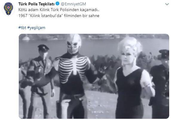 Emniyetten Kilink İstanbulda paylaşımı