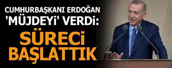 Cumhurbaşkanı Erdoğan müjdeyi vermişti Bakanlık kadro dağılımını açıkladı