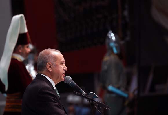 Son dakika   Cumhurbaşkanı Erdoğandan İstanbullulara müjde: Önümüzdeki dönem hayata geçireceğiz