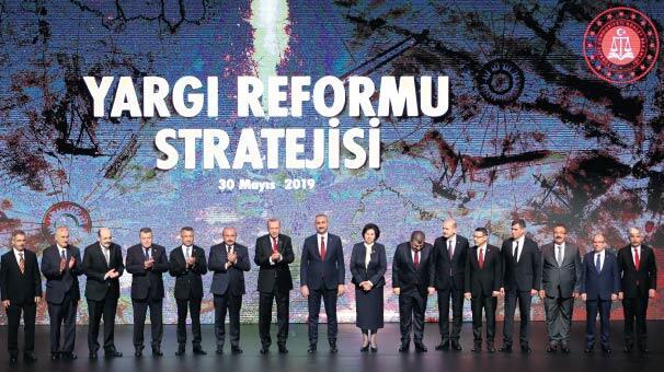 Yargıya büyük reform geliyor