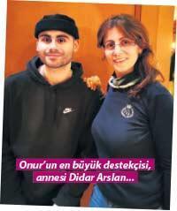 İngilterenin ilk Türk sanatçısı olmak istiyorum'