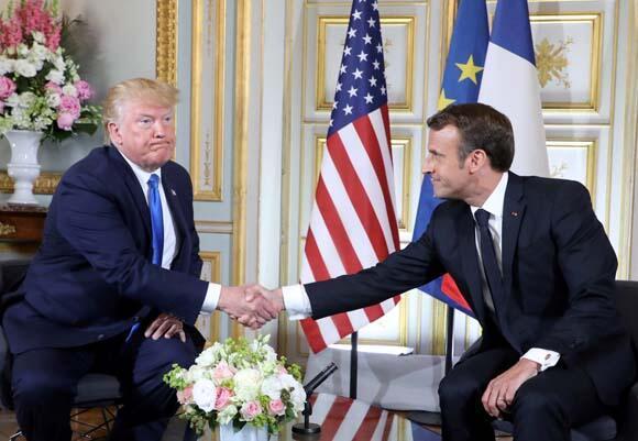 Son dakika | Trumptan savaş çıkartacak İran açıklaması