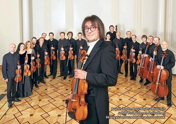 İstanbul'da klasik müzik zamanı