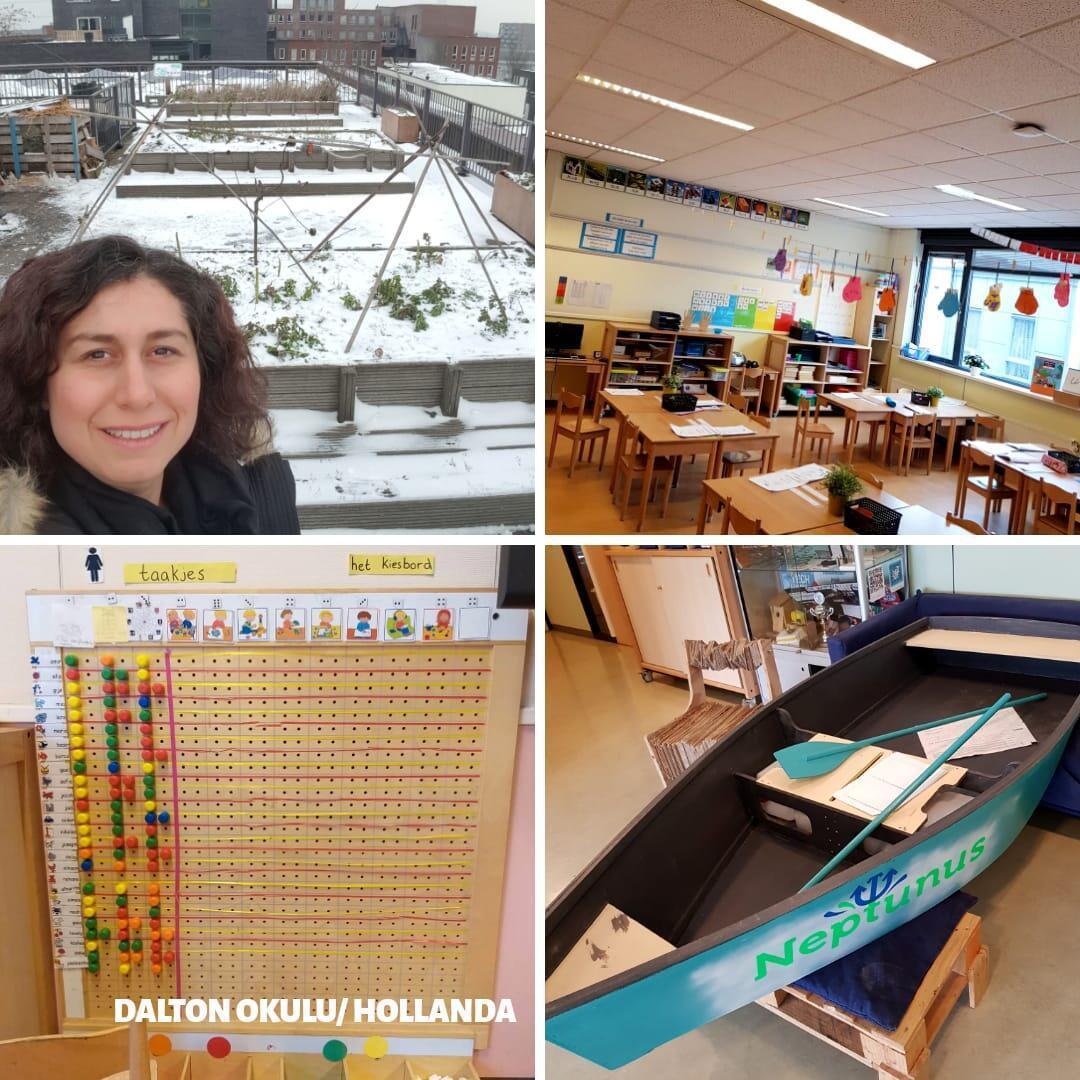 Hollanda Okulları Gezisi 2