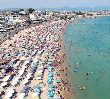 Plajlar halka açılacakmış
