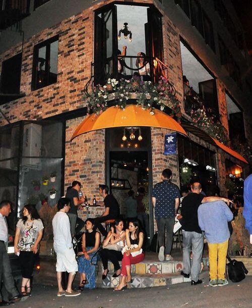 20 Adımda Karaköyün Hip Mekan Haritası