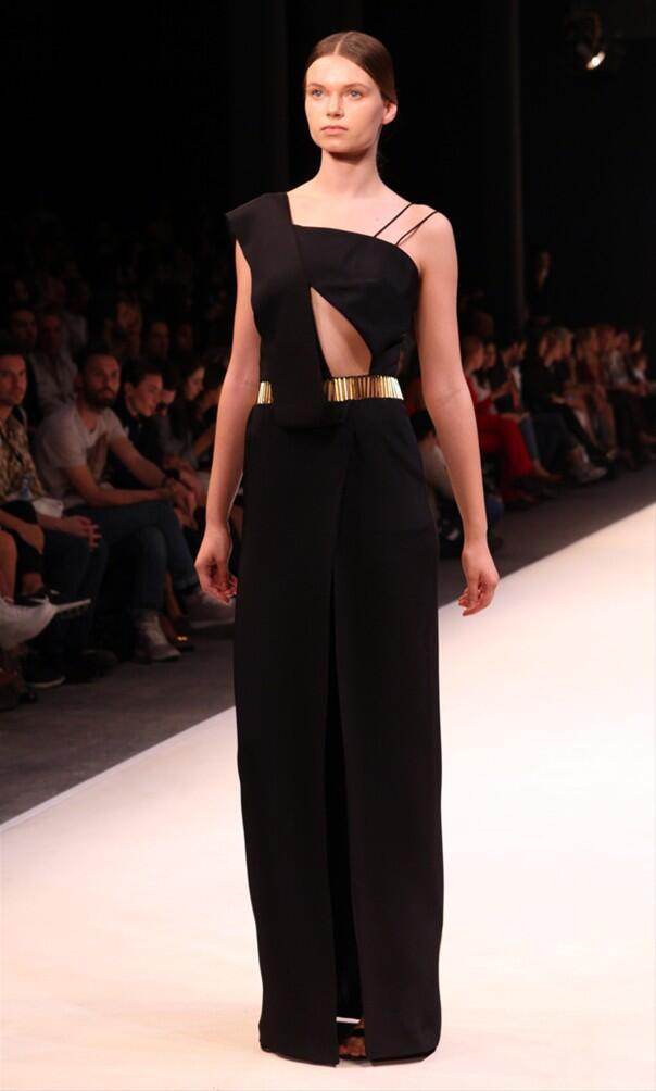 İstanbul Fashion Week Elif Cığızoğlu Defile