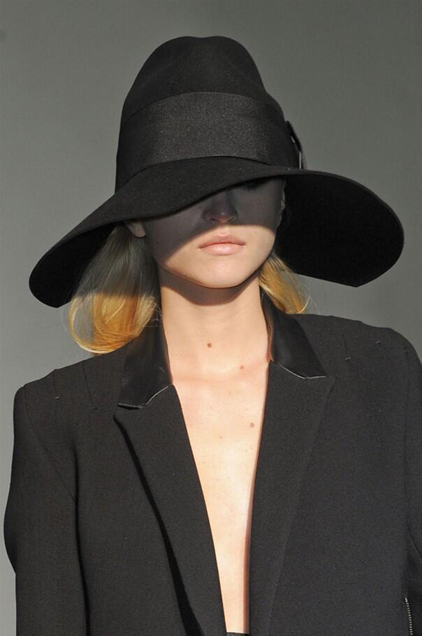 2012 Sonbahar-Kış Sezonu Şapkaları