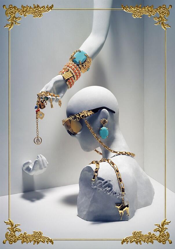 ANNA DELLO RUSSO - H&M KOLEKSİYONU