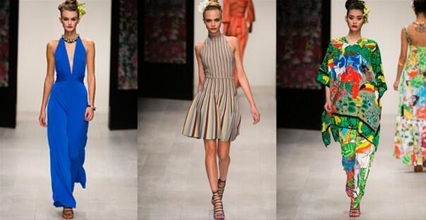 Londra Moda Haftası 2012 vol.1
