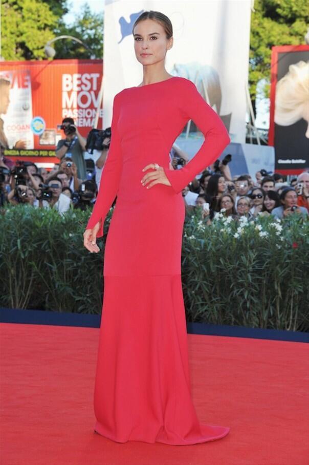 69.Venedik Film Festivali Kırmızı Halı