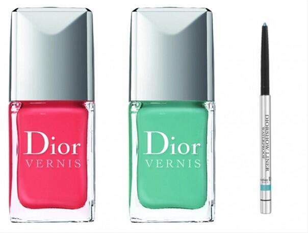 Dior Croisette Makeup Summer 2012