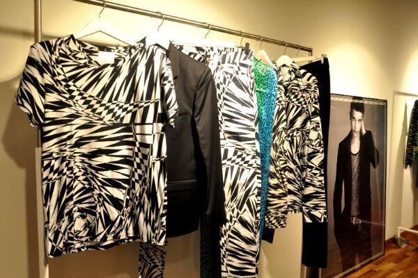 Versace for H&M Showroom