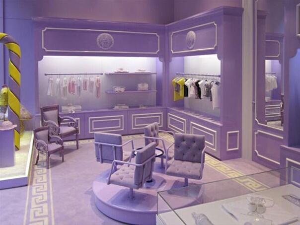 Versace Çocuk Mağazası