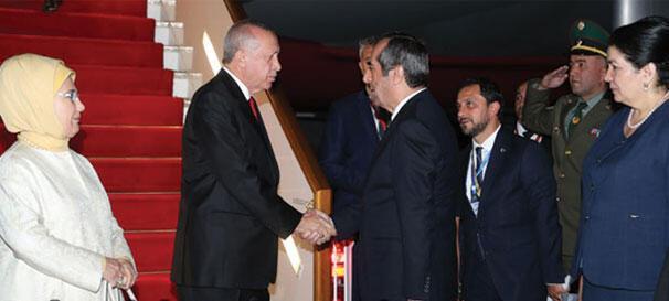 Liderler bugün Duşanbe'de buluşuyor... Hedef daha güvenli ve daha müreffeh bir Asya