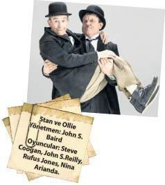 Komedinin babaları Laurel ve Hardy