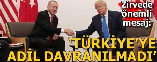 Son dakika... Erdoğan, canlı yayında açıkladı: Yaptırım yok