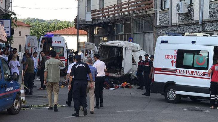10 kişinin öldüğü kaza sonrası hayalleri yıkıldı