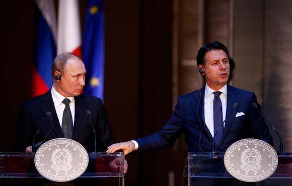 Son dakika   Putin açık açık NATOyu suçladı