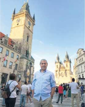 Prag turist kaynıyor
