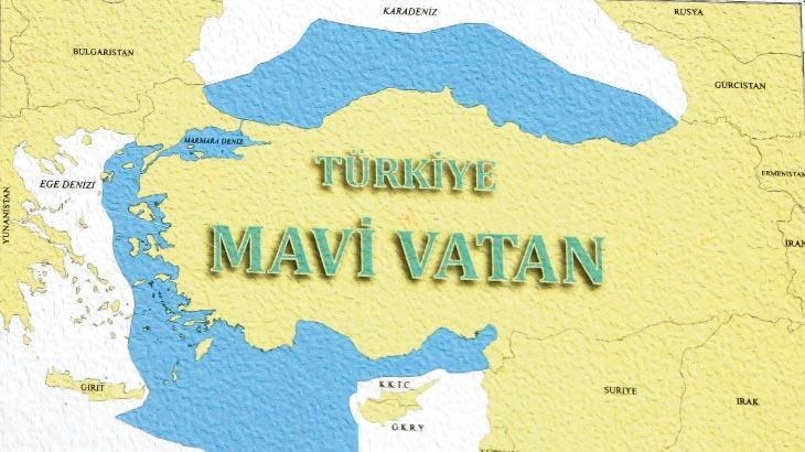 Doğu Akdeniz'de MEB ilan edilmeli - Son Dakika Haberler Milliyet