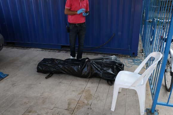 Antalyada plastik kelepçe vahşeti Denizde bulundu...