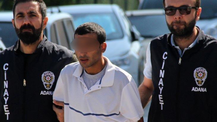 Ablasını 20 yerinden bıçaklayıp öldüren zanlıyı polis 2 dakikada yakaladı ile ilgili görsel sonucu