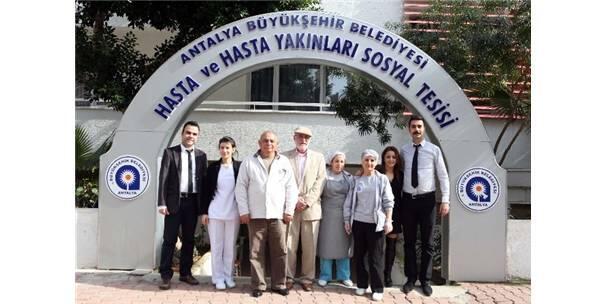 HASTA VE YAKINLARINA MİSAFİRHANE - Antalya Haberleri