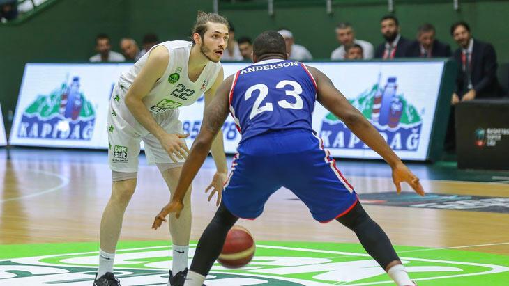 TEKSÜT Bandırma BK - Anadolu Efes: 84-66 - Basketbol Spor Haberleri