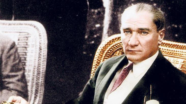 Mustafa'dan Atatürk'e... - Son Dakika Haberler