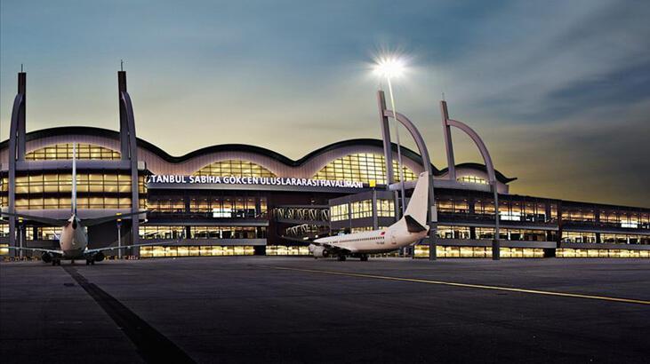 İstanbul Sabiha Gökçen Yılın En İyi Havalimanı seçildi - Son ...